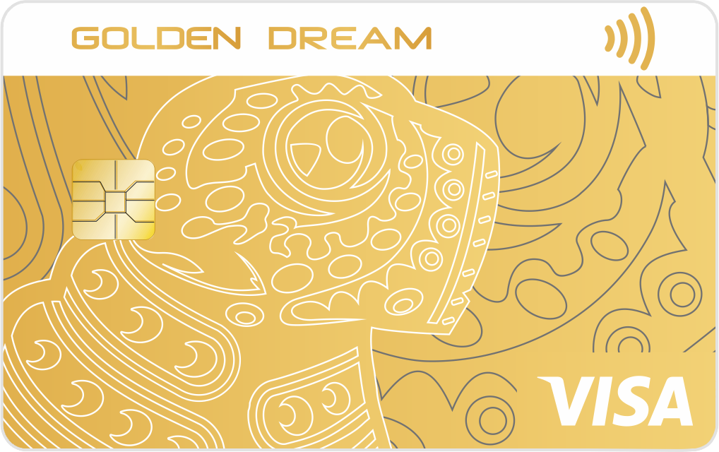 Golden Dream